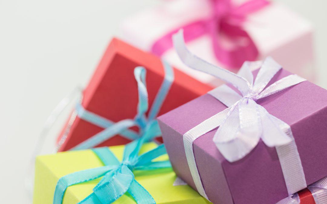 Weihnachten & Geschenke…