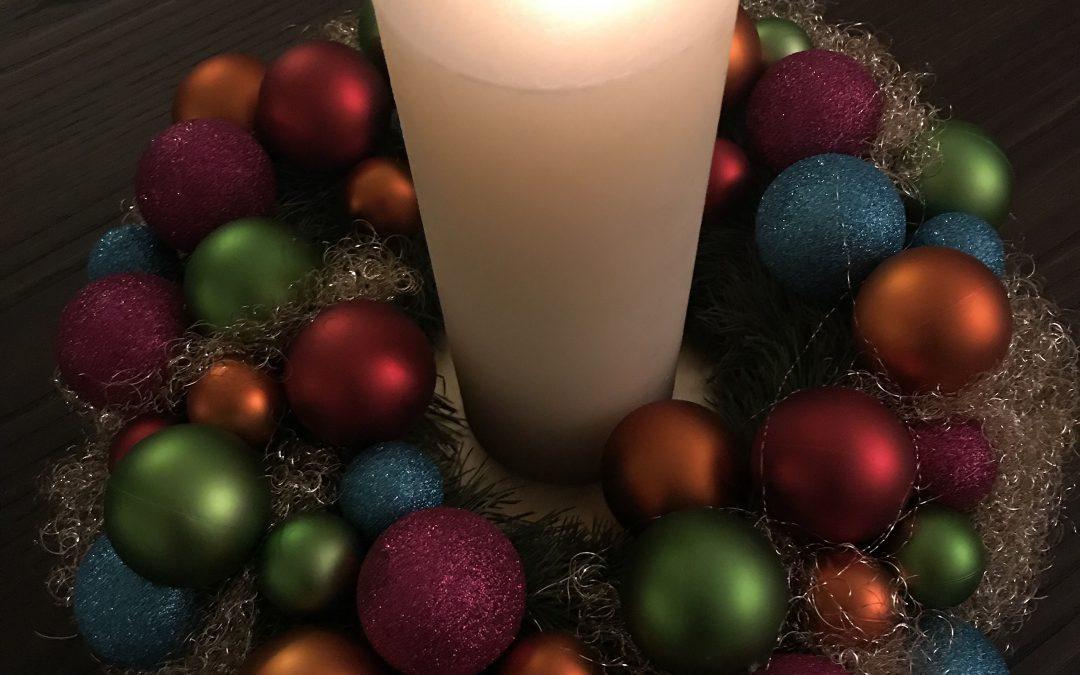 Weihnachtsduft & Lichterglanz